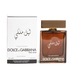 D&G The One Exclusive Edition edp 100ml tester
