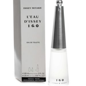 Issey Miyake leau dissey I G O edt 60ml+20ml tester