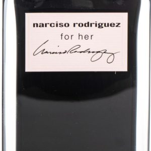 Narciso rodrigues for her dedicated to you signed limited edition edt 100ml tester