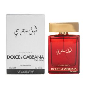 Dolce & Gabbana the one exclusive edition edp 100ml tester