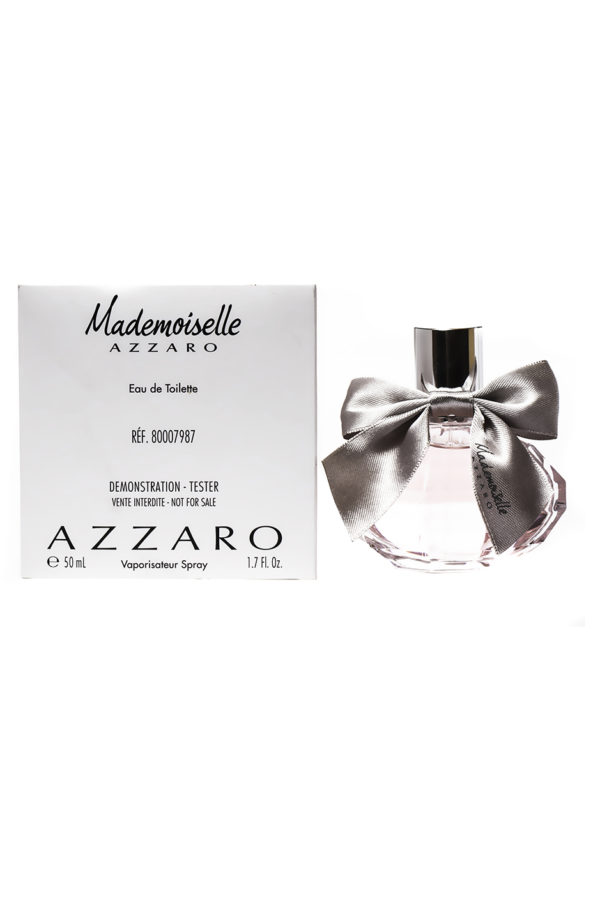 Madmoiselle Azzaro edt 50ml tester