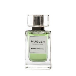 Thierry Mugler Les Exception tester