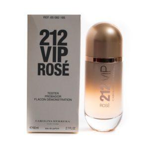 Carolina Herrera 212 VIP Rose edp 80ml tester