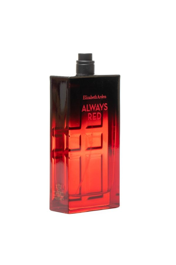 Elizabeth Arden Always Red edt 100ml tester