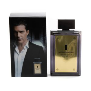 Antonio Banderas The Golden Secret edt 200ml