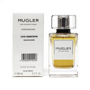 Mugler Les Exceptions edp 80ml tester
