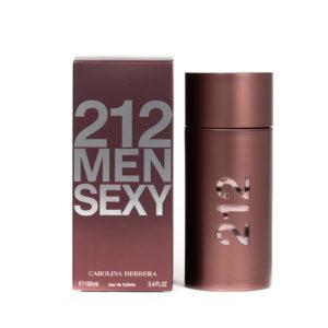 Carolina Herrera 212 Sexy Men edt 100 ml