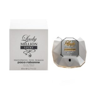 Paco rabbane lady million lucky EDP 75ml tester